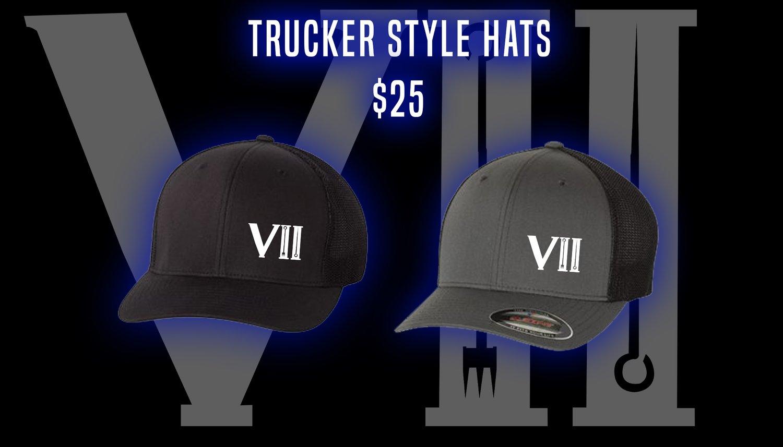 Studio Seven Hat - Trucker Style