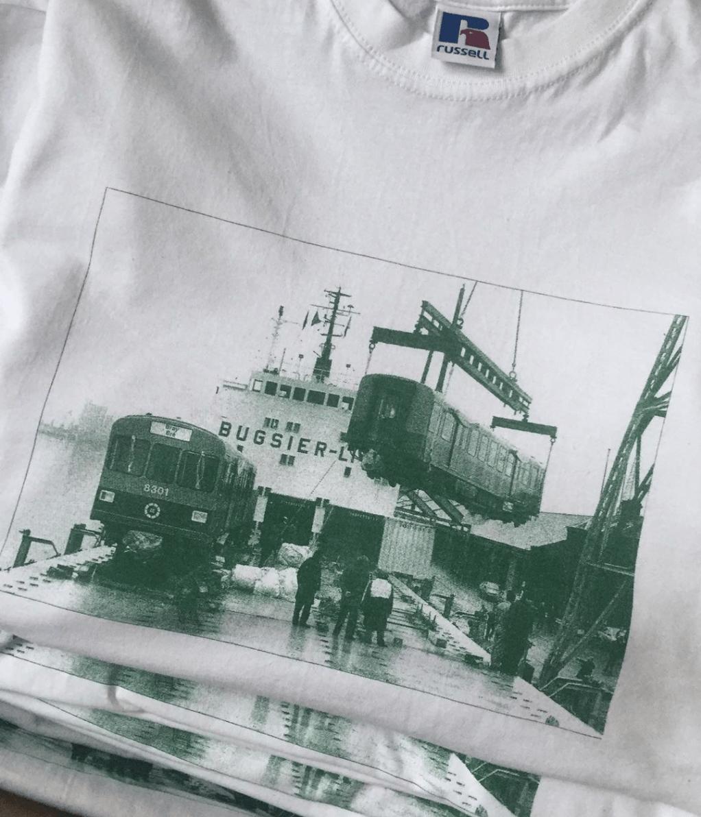 DART - White T-Shirt