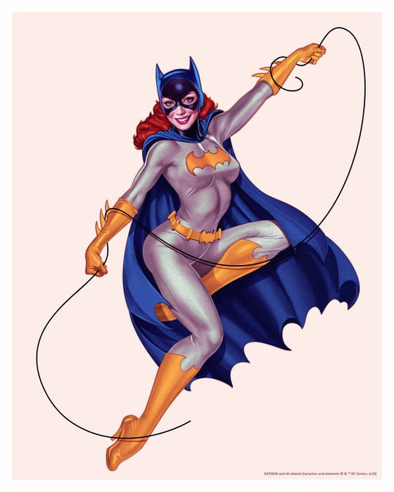 Image of Batgirl Silver Age