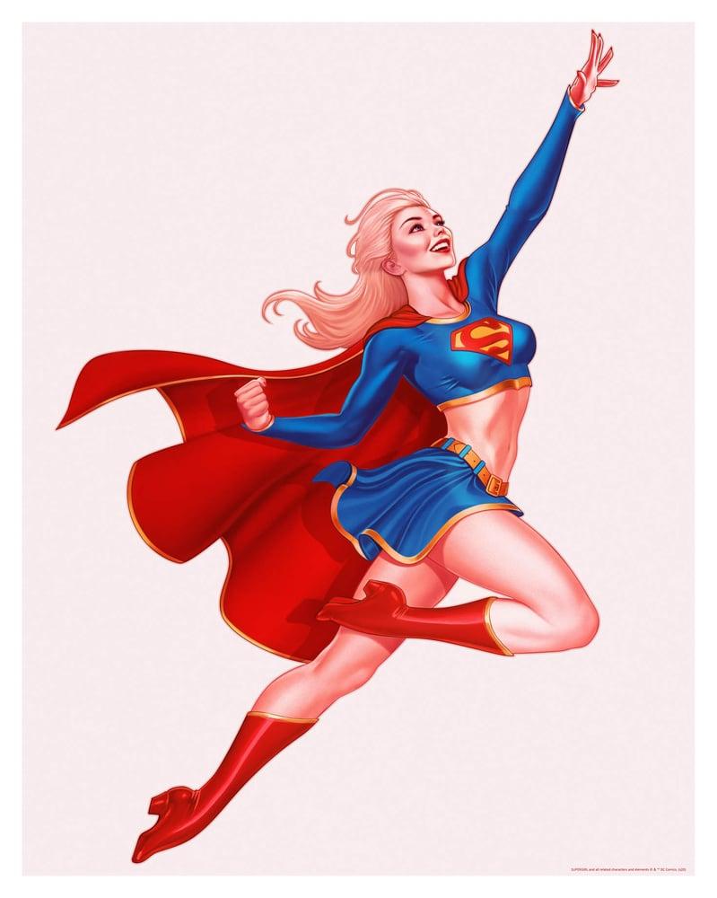 Image of SuperGirl