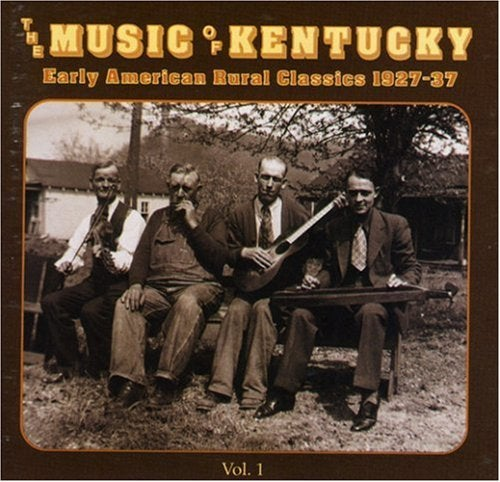 Image of Music of Kentucky 1927-1937