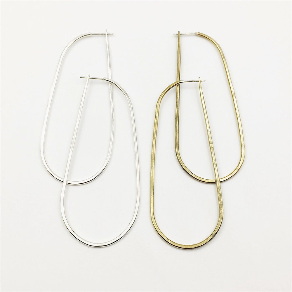 Image of Knuckle Kiss Rain Hoops