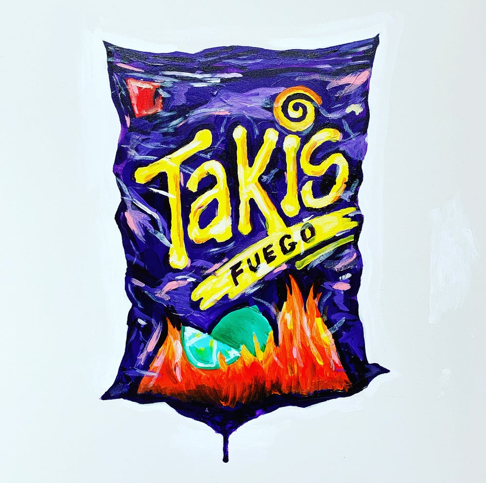 Image of Takis - SOLD