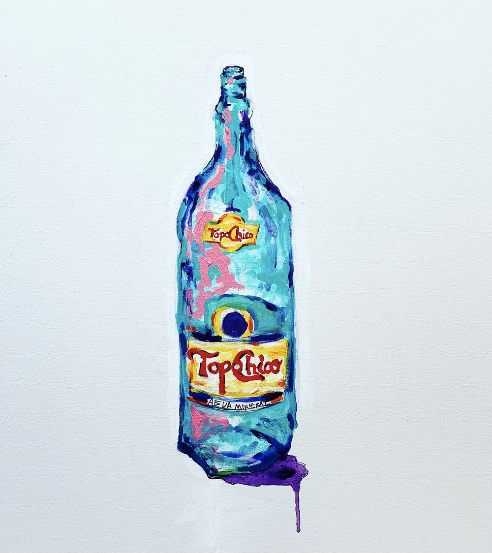 Image of Topo Chico - SOLD