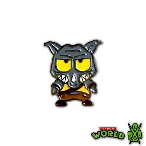 Image of Hello Rocksteady pin