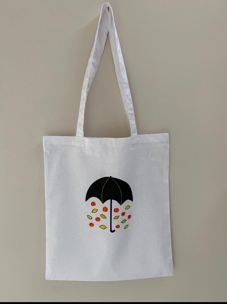 Image of 'Oranges and Lemons' Tote