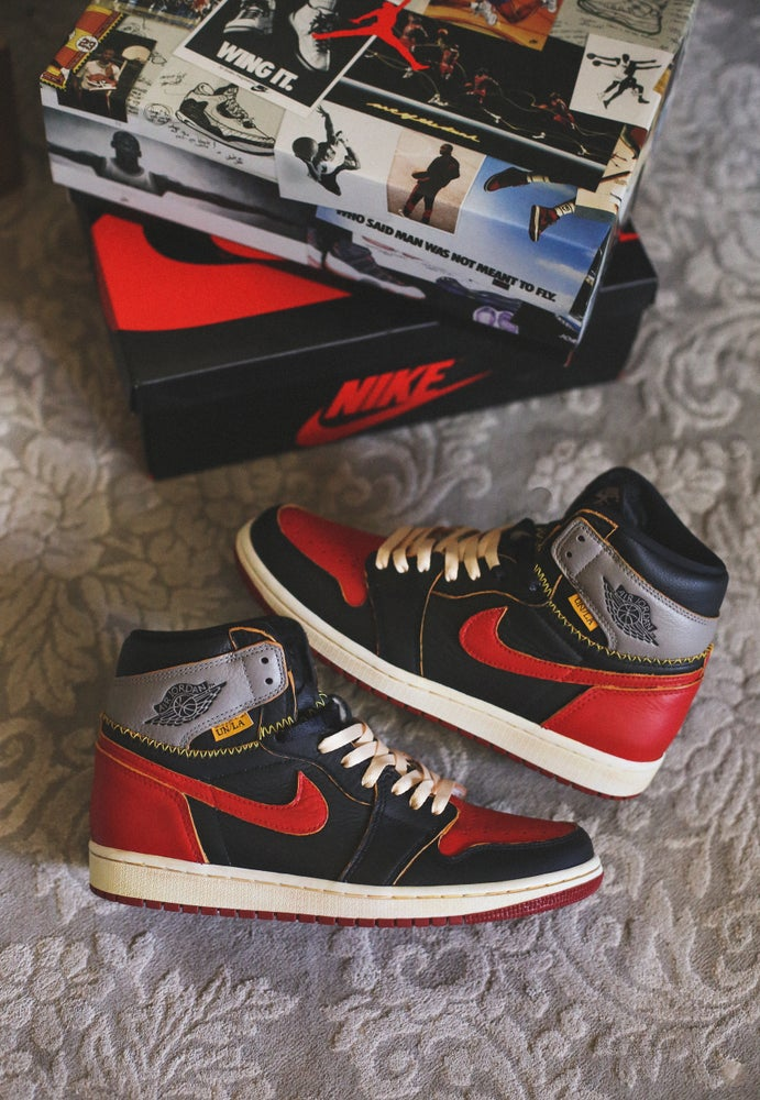 Image of Union 1 Bred x Shadow