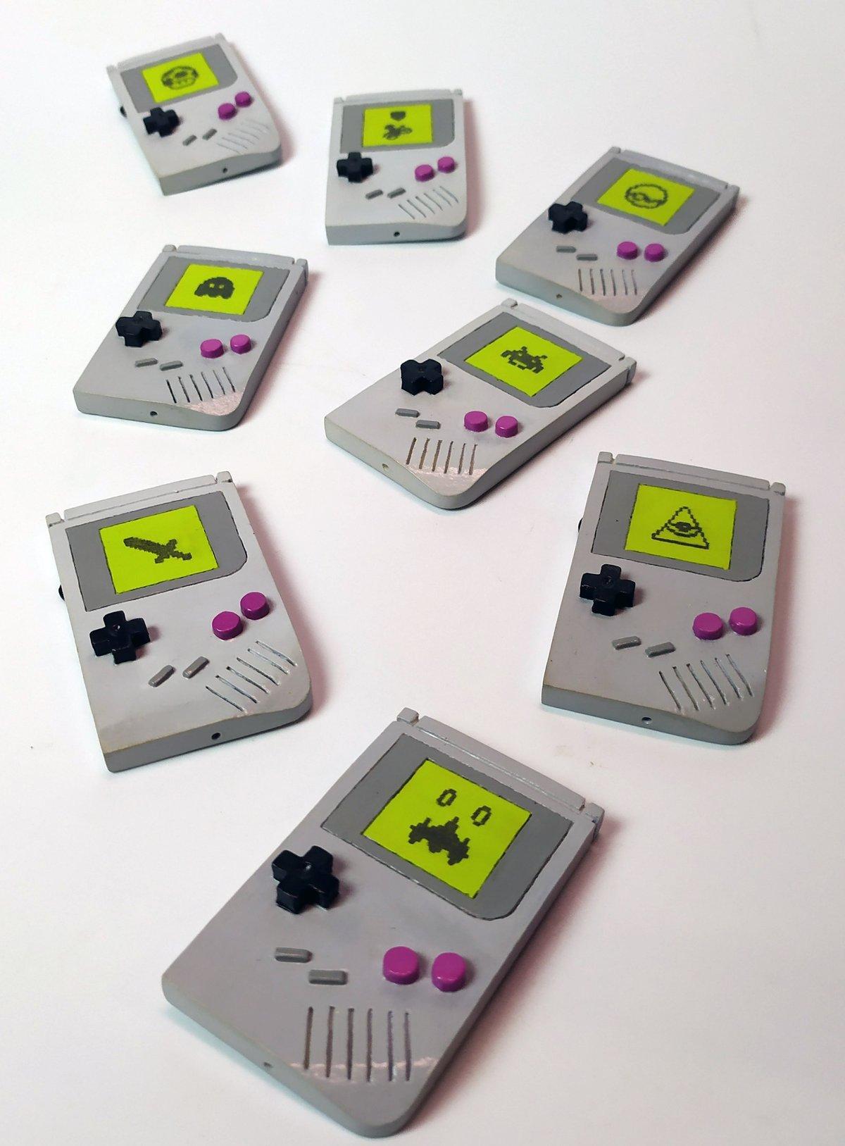 Image of Magnet Mini Gameboy