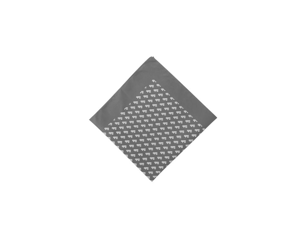 Image of MONOGRAM BANDANA