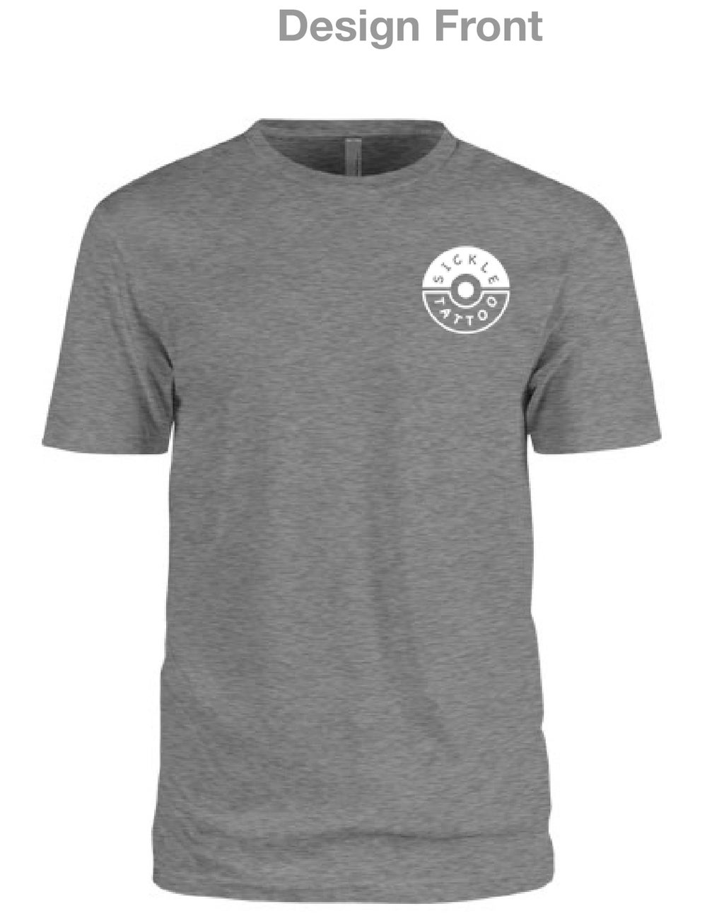 Image of Flower Sickle T-shirt