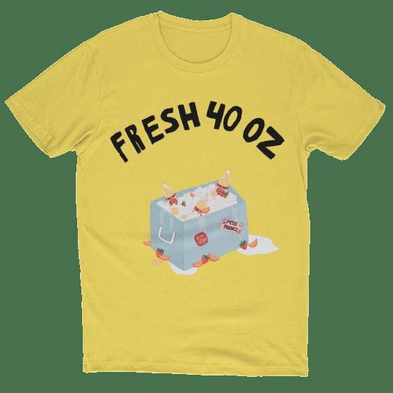FRESH 40oz (Yellow)