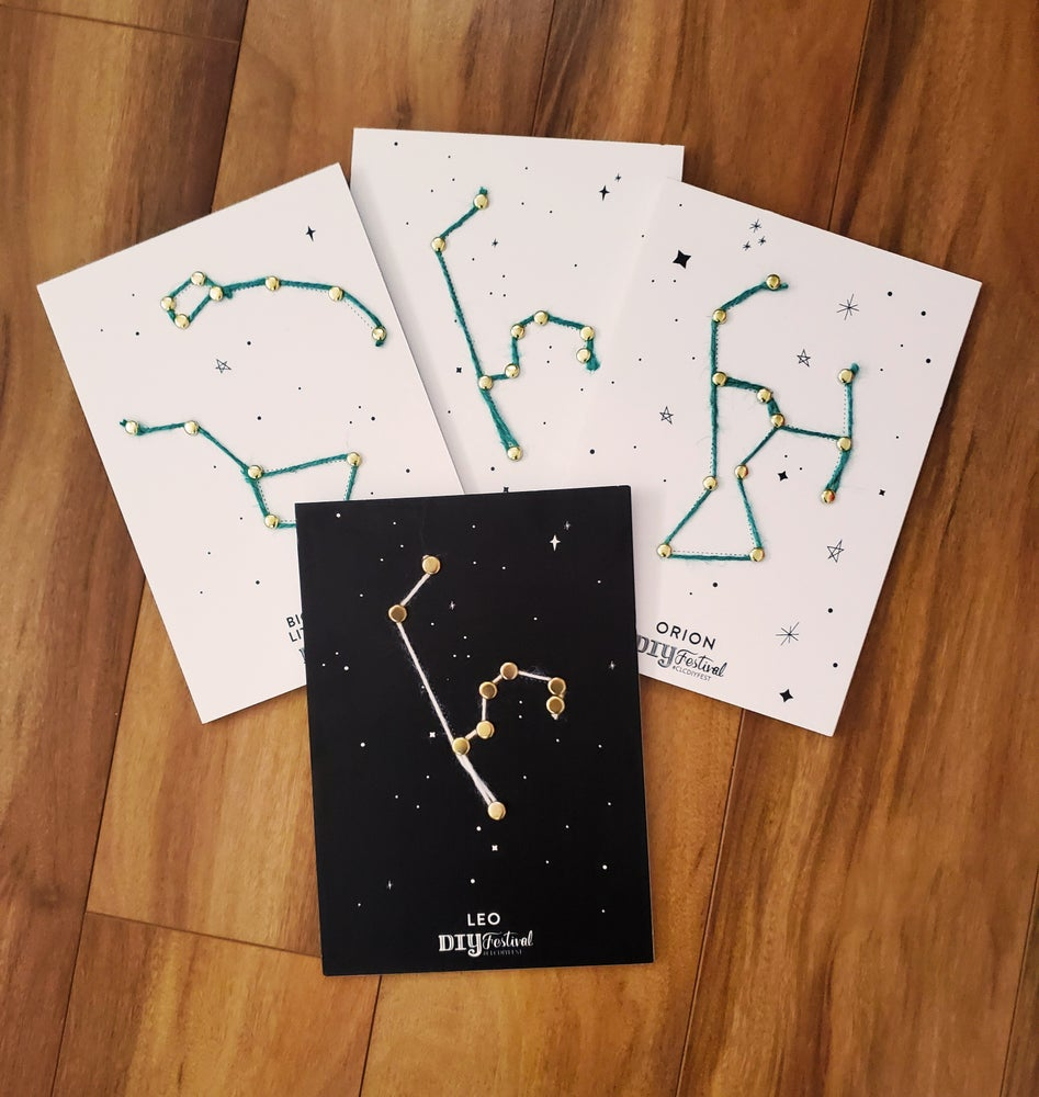 Image of Constellation DIY Kit