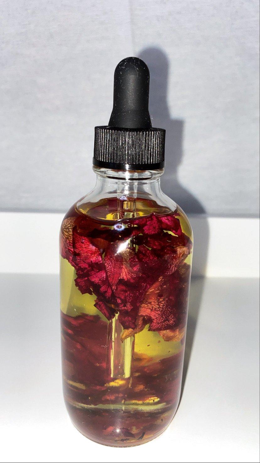 Rose Delight Body Oil
