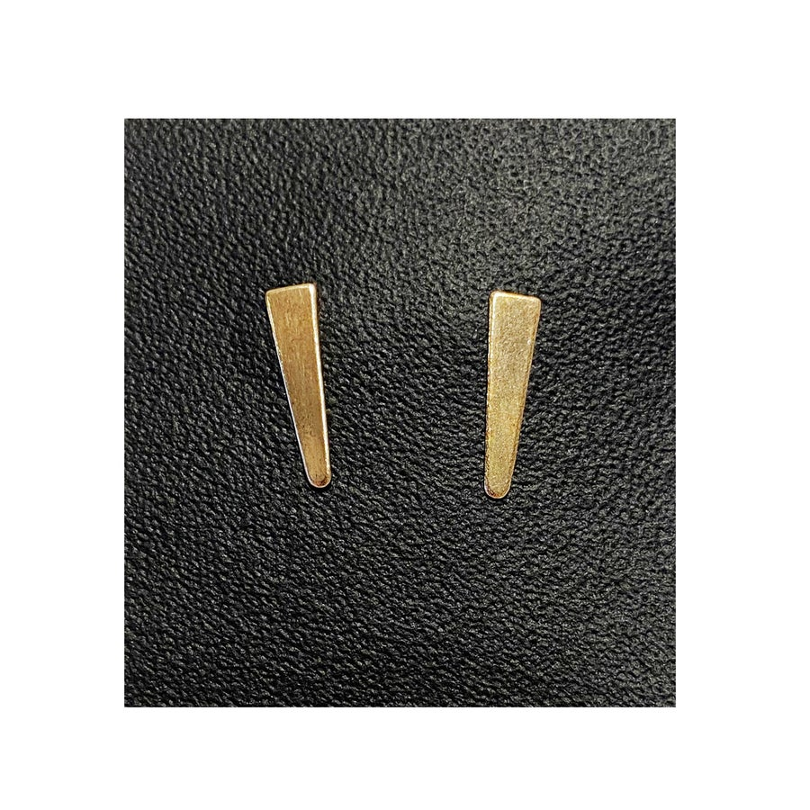 Image of Gold Filled Charm Dagger Studs
