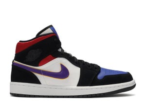 "Image of AIR JORDAN 1 MID SE 'RIVALS' ""RIVALS"""