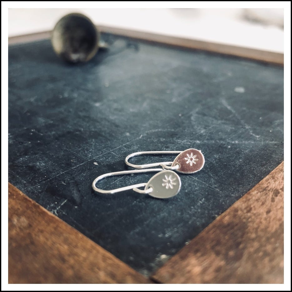 Image of Mini Stardust earrings