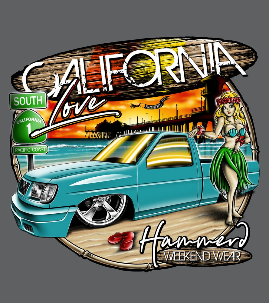 Image of California Love