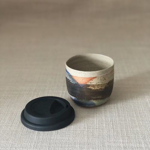 Image of MIDNIGHT SMALL TRAVEL CUP