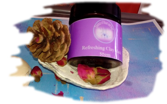 Image of Refreshing Clay Mask 50g