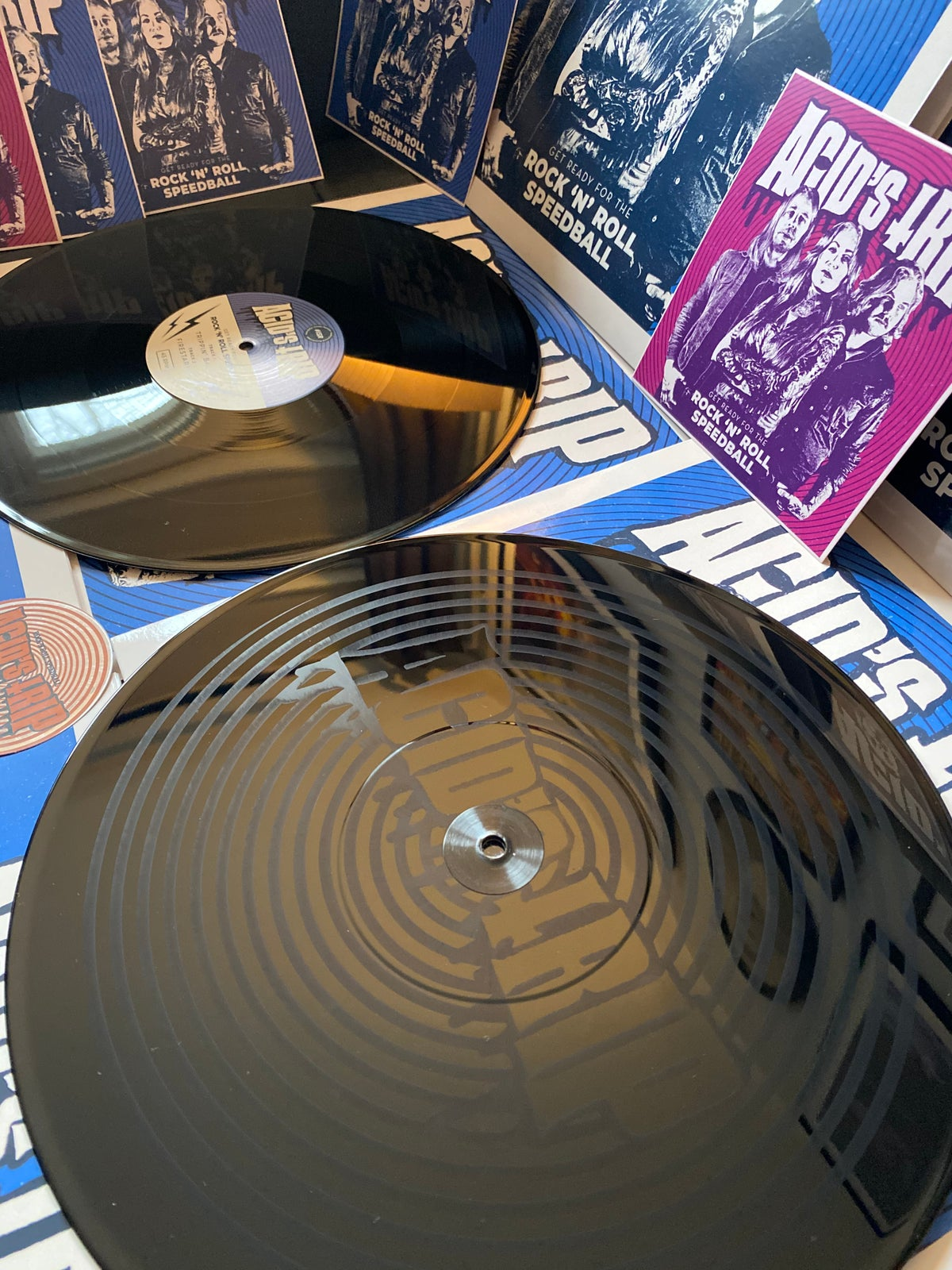 Image of 12'' Vinyl - Rock'n'Roll Speedball