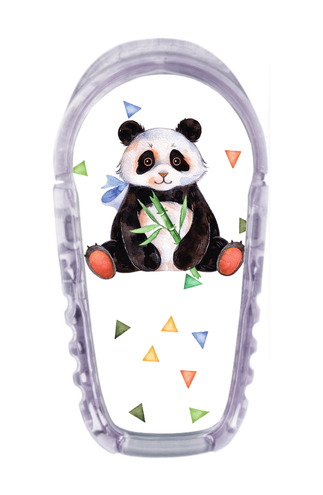 Image of Panda Dexcom G6 Transmitter Sticker