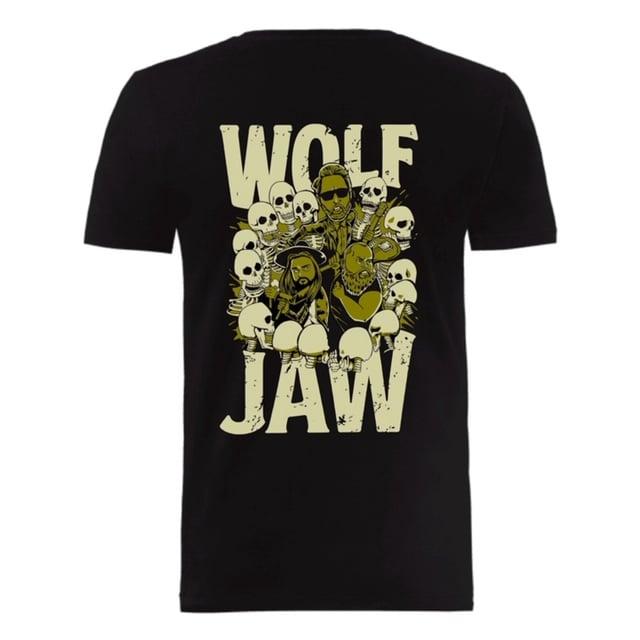 """Image of """"Lets crack some skulls"""" T-Shirt ***PRE-ORDER***"""