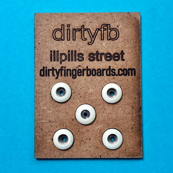 "Image of Dirty FB Wheels ""Street Shape"" (70D Urethane)"