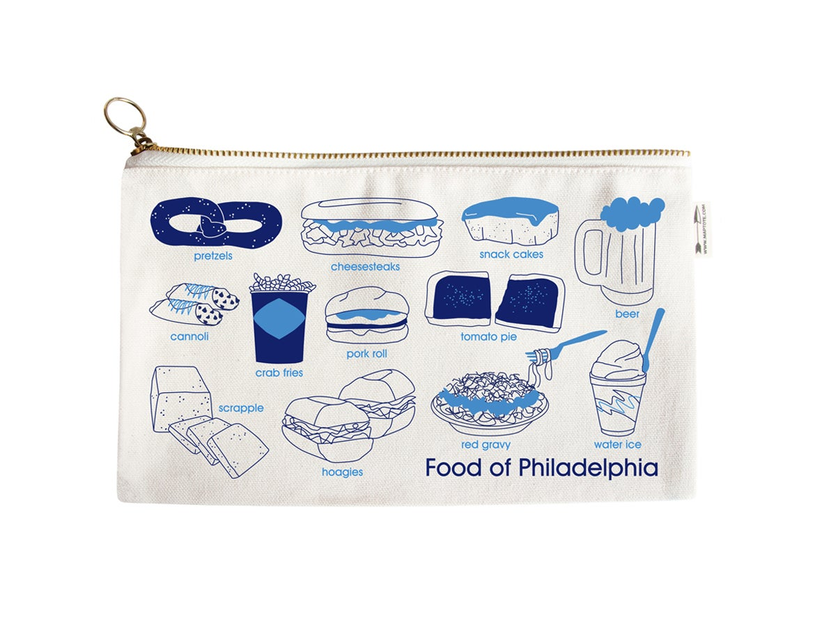 Natural Philly Foodie Tote