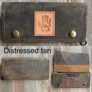 Image of Trucker Wallet