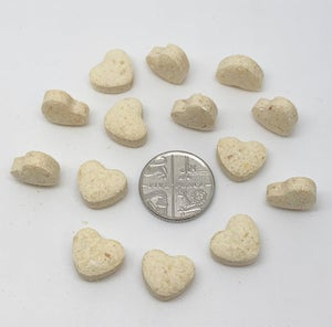 PRECIOUS HEARTS™ 12x80g - Dried Cod for Cats & Dogs