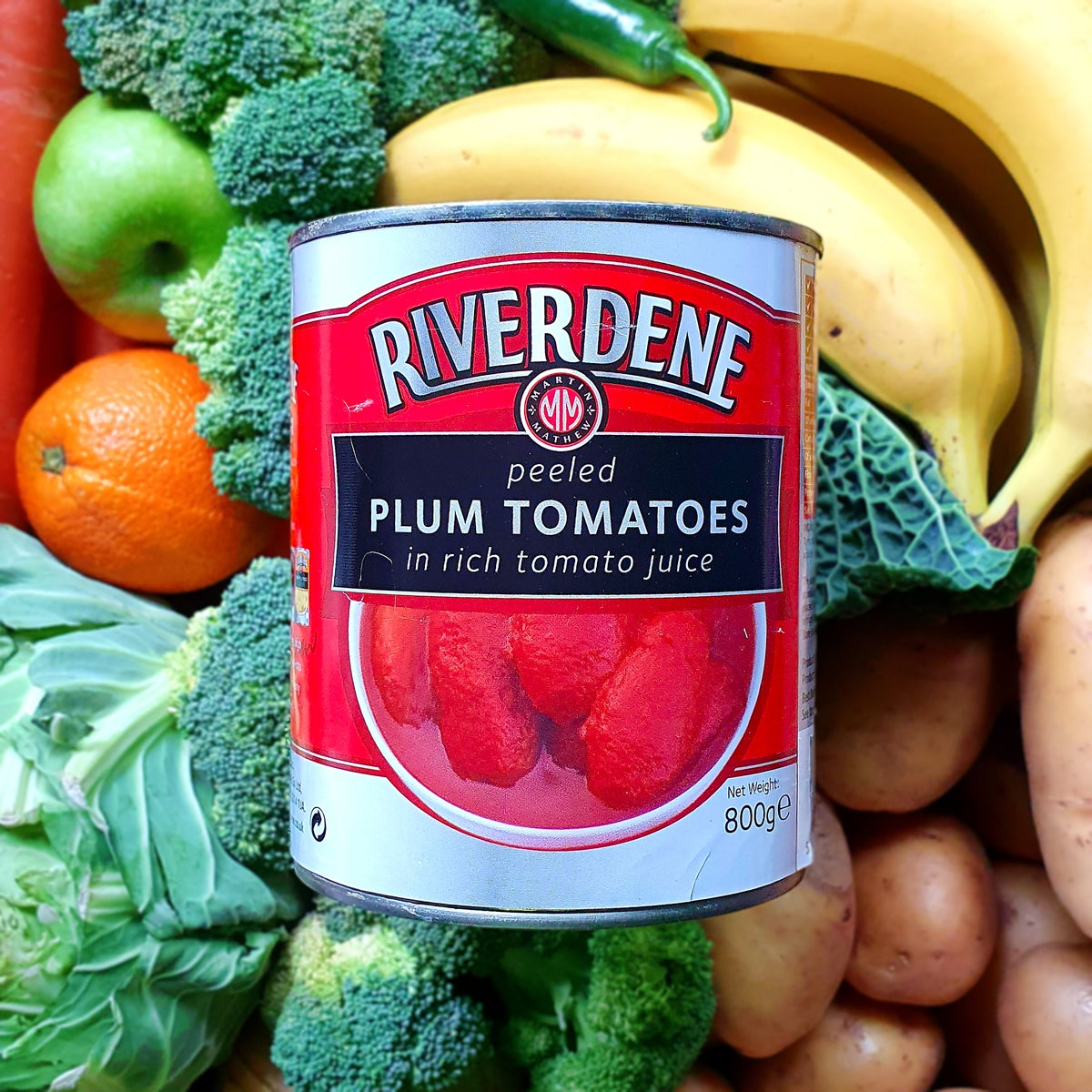 ADD PLUM TOMATOES