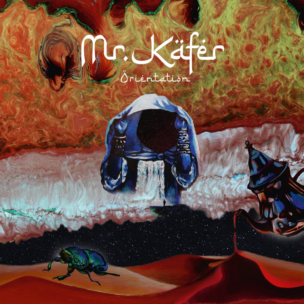 Image of Mr. Käfer - Lost Reflections / Orientation - LP (Melting Pot Music)