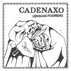 Image of PREORDER Cadenaxo- Lenguas Podridas LP
