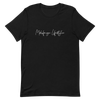 Midufinga Lifestyle Black T-Shirt