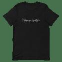 Midufinga Lifestyle Black T-Shirt