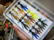 Image of Chuck Kraft Fly Selections