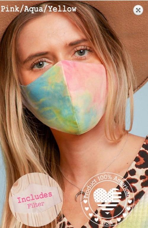 Image of Blended masks