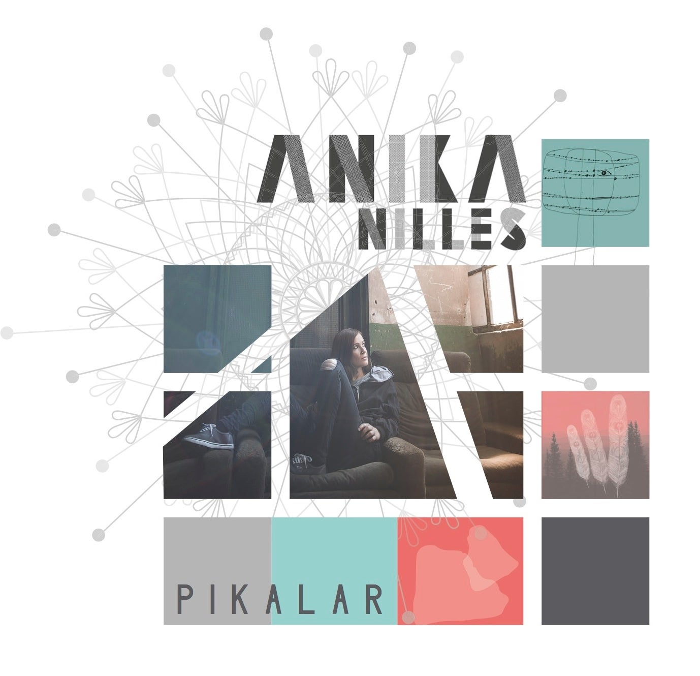 Image of Anika Nilles - Pikalar CD