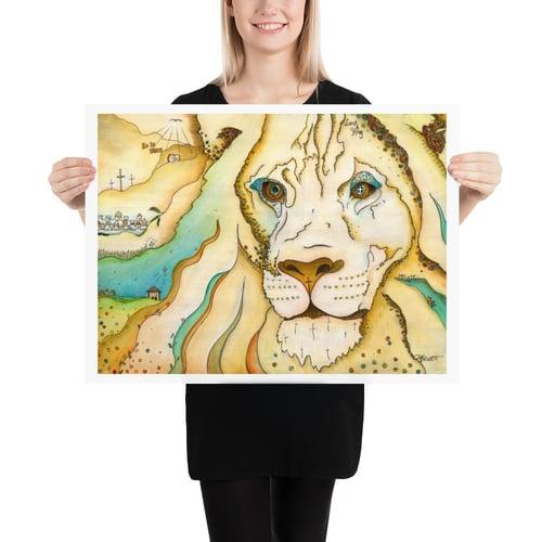 Image of Yehuda- The Lion of Judah