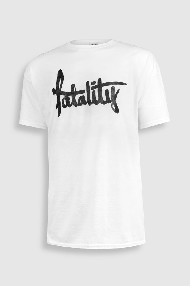 Image of Fatality Logo F&R T-shirt (large chest print)