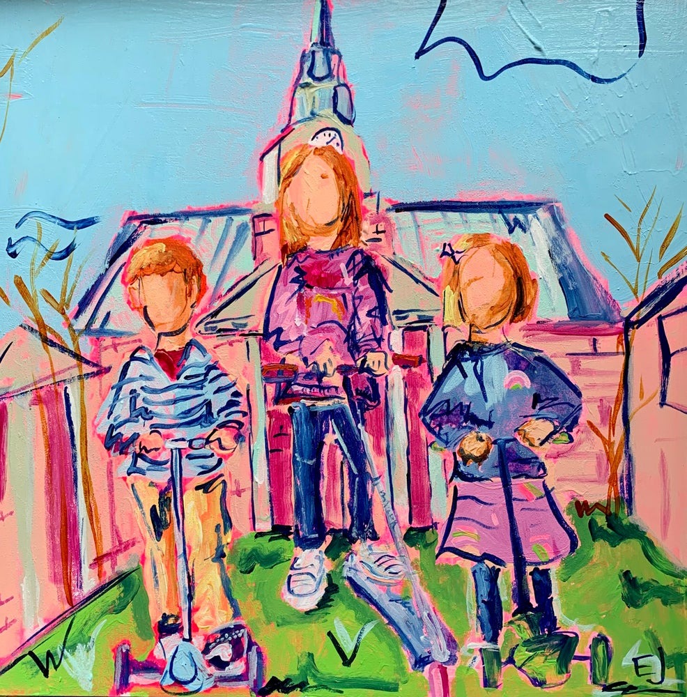 Image of Kids Commission