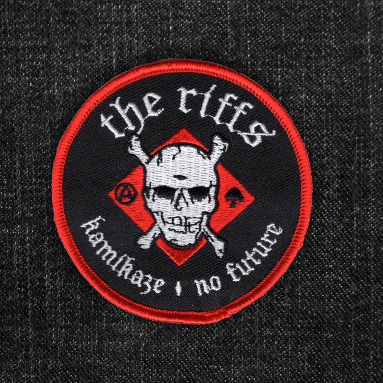 Image of RIFFS - KAMIKAZE PATCH