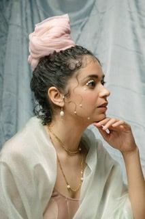 Image of Royal Pearl Earrings