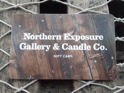 Image of GIFT CARD TO NORTHERN EXPOSURE