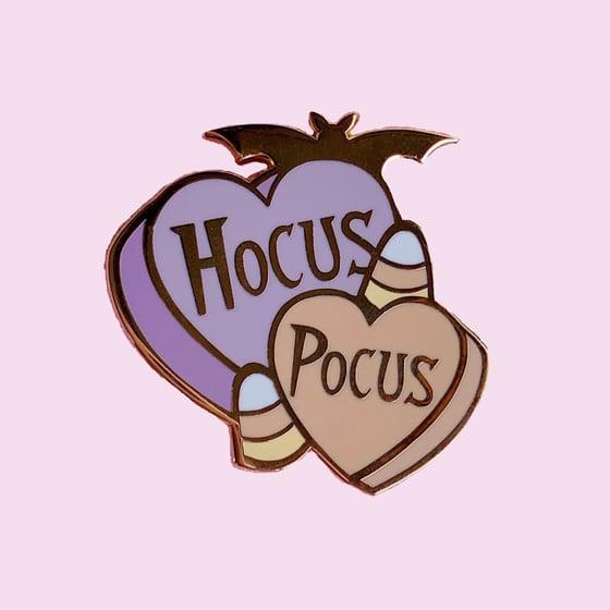 Image of Hocus Pocus hearts