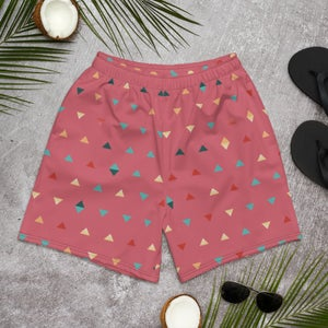 Image of Anybody Can Wear Pink Men's Shorts