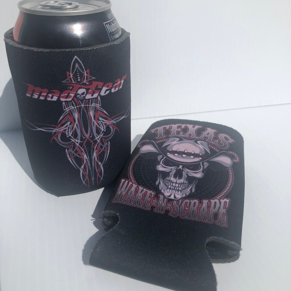 Image of Double Sided Koozie