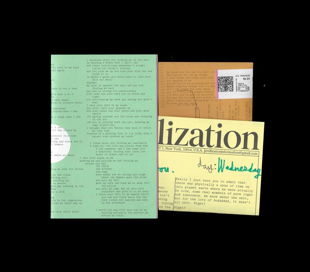 Image of The Civilization Letter Service #3