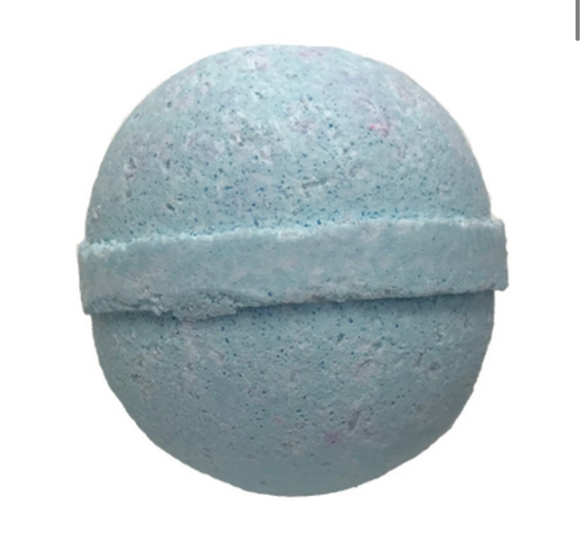 Image of 5oz. Balance Peppermint Spa Bath Bomb