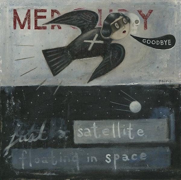 Image of Mercury Goodbye
